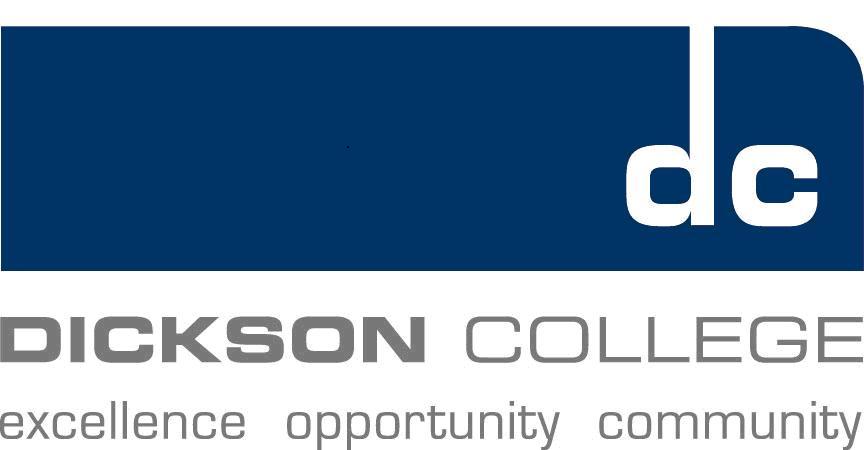 logo of Dickson College